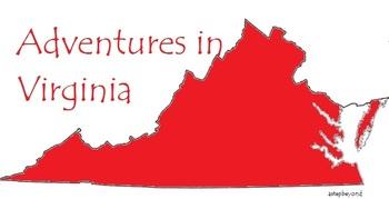 Adventures in Virginia State Studies (an original play)
