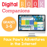 Adventures in the Internet Digital Book Companion - Grades 3-5