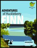 Adventures of Huckleberry Finn Final Test