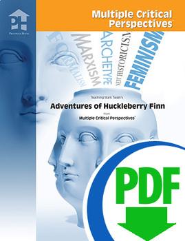 Adventures of Huckleberry Finn Multiple Critical Perspectives