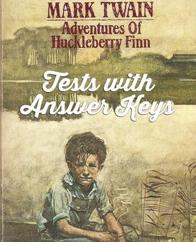 Adventures of Huckleberry Finn Tests