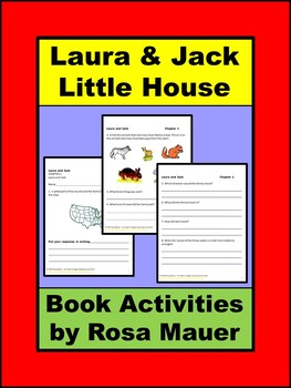 Adventures of Laura and Jack (A Little House Chapter Book)