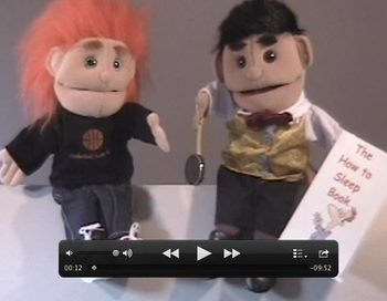 Adventures of Ned and Howard, Video: Music Moves in Sets of Threes