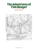 Adventures of Tom Sawyer Word Search