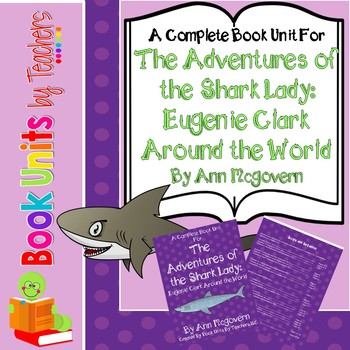 Adventures of the Shark Lady: Eugenie Clark Around the World by Ann McGovern