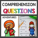 Comprehension Questions and Graphic Organizers Part 1