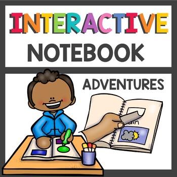 Adventures of the SuperKids Interactive Notebook