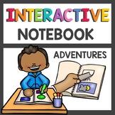 1st Grade Interactive Notebook Part 1