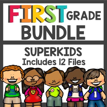 Adventures of the Superkids & More Adventures of the Superkids BUNDLE