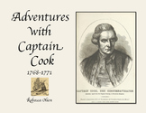 Adventures with Captain Cook