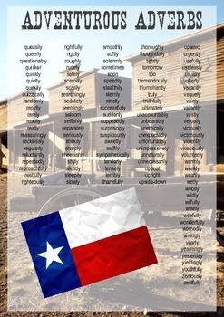 Adventurous Adverbs Prompter