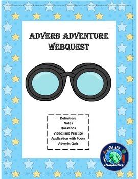 Adverb Adventure Webquest