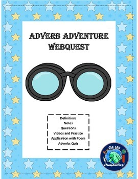 Adverb Webquest