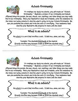 Adverb Community