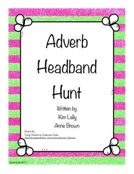 Adverb Headband Hunt
