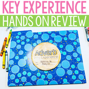 Adverb Key Experience Extension Booklet