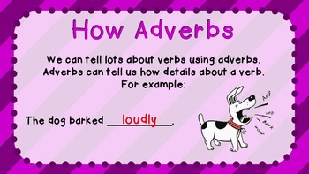 Adverb Mini Lesson