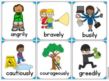 adverbs of manner examples