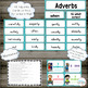 Adverbs: Word Wall, Posters, Task Cards, and Printables