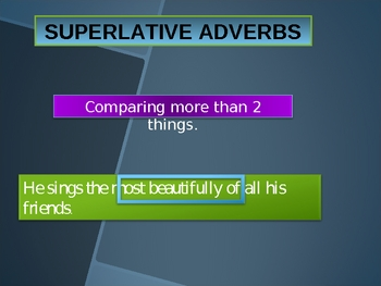 Adverb Powerpoint