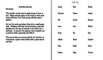 Adverb Practice Bundle