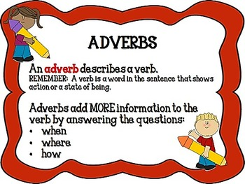 Adverb Practice Galore