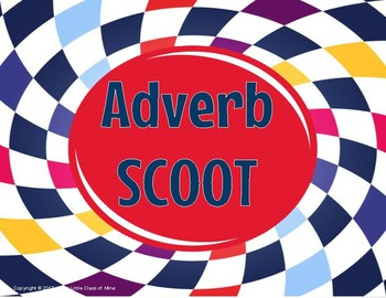 Adverb SCOOT