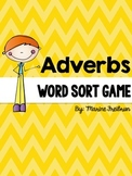 Adverb Sorting Activity (How, When, Where, Why?)