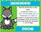 Adverb Task Card with Recording Sheets (4 Sets of 24)