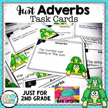 Adverb Task Cards