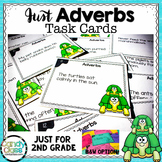 Adverb Task Cards - L.2.1.E