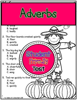 Adverb Test