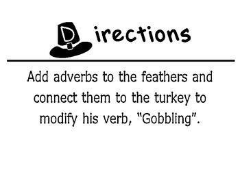 Adverb Turkey (In Color)