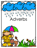 Adverb Worksheets (how, when, where)
