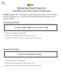 Adverb and Conjunctive Adverb Practice