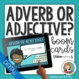 Adverb or Adjective Boom Cards
