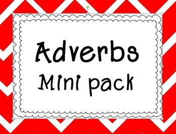 Adverb supplement lesson