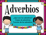 Adverbios - Power Point