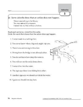 Adverbs 03: Negative Adverbs