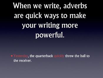 Adverbs