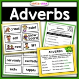 Adverb Activities