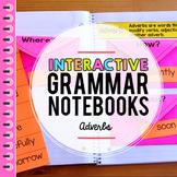 Adverbs Interactive Grammar Notebook