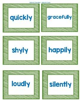 Adverbs Activity: Adverb Charades are a Fun way to practice Verbs & Adverbs!