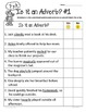 Adverbs: 2nd-3rd Grade Differentiated Practice Worksheets