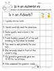 Adverbs: 3rd - 4th Grade Common Core Differentiated Worksheet Packet
