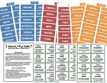 Adverbs Activities {Fun Common Core Language Practice}