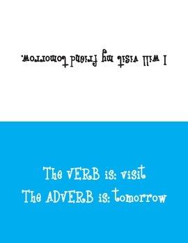 Adverbs Activity: Quiz, Quiz, Trade