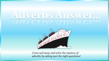 Adverbs Answer...