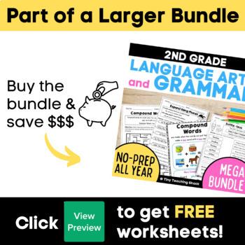 Adverbs Common Core NO PREP Practice Sheets L.2.1.e