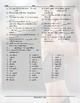 Adverbs Crossword Puzzle